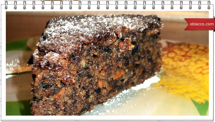 Морковный пирог. Чудо австрийской кулинарии