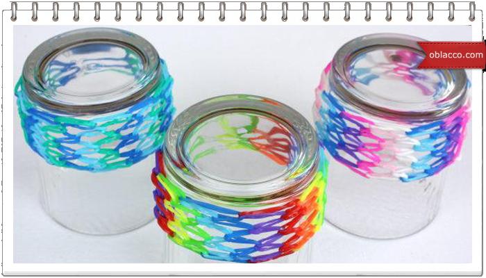 браслеты из резинок фото и описание
