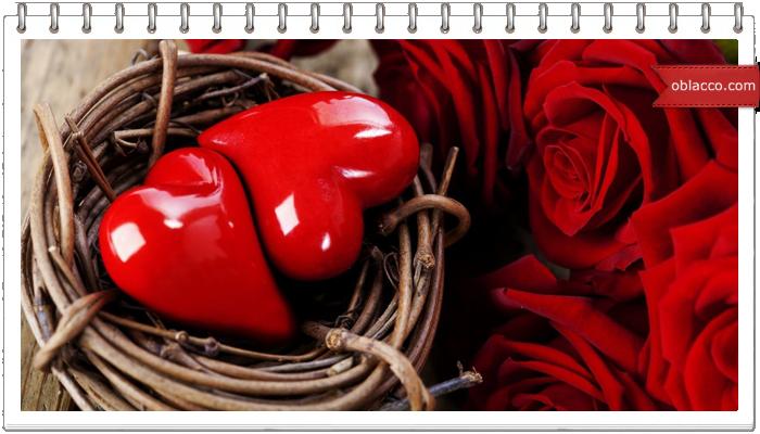 шаблон валентинка