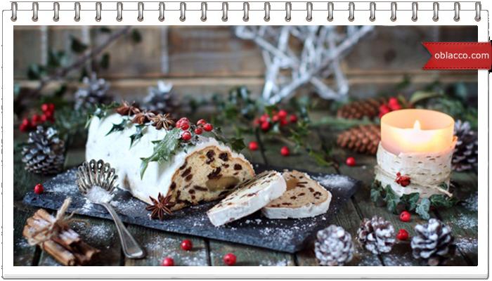 кекс рождественский рецепт