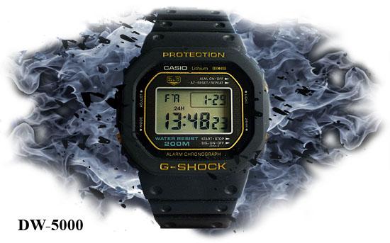 G-Shock DW5000