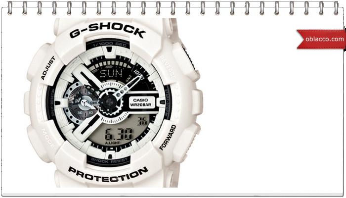 Наручные часы Casio — бренд с мировым именем
