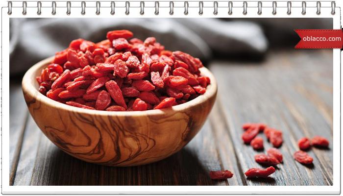 Повышаем иммунитет ягодами годжи