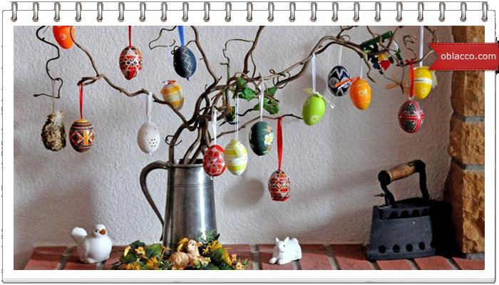 Как покрасить яйца. Большая подборка разных способов