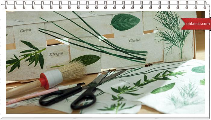 Комбинирование плетения и картона при изготовлении донышка или крышки