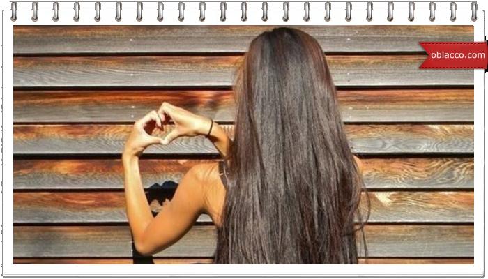 волосы красота
