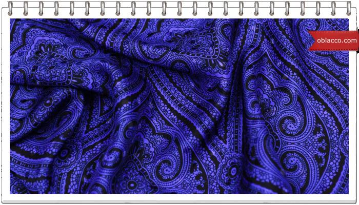Жаккардовая ткань для пошива вечерних платьев