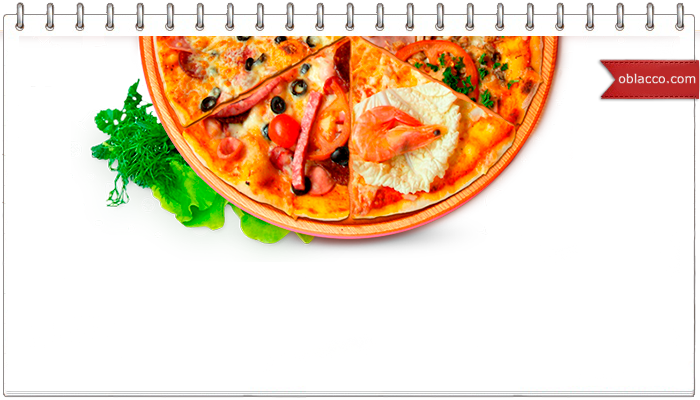 Преимущества заказной пиццы