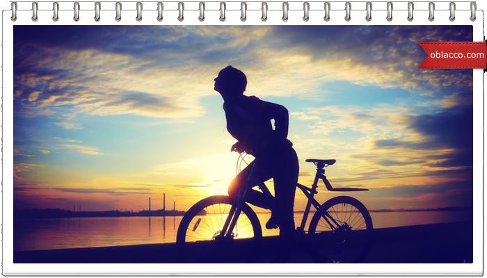 И снова про велосипед