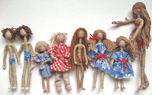 Домик для кукол своими руками: из фанеры