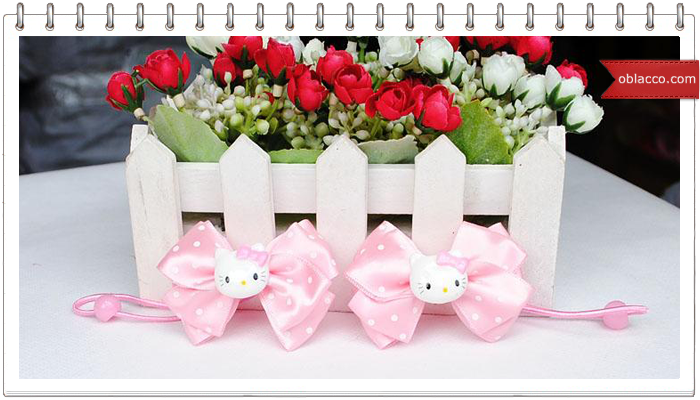 Hello Kitty - Резинка для Волос