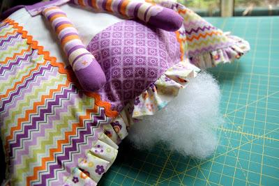 кукла подушка как шить