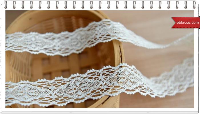 Ажурные вставки в плетеных изделиях