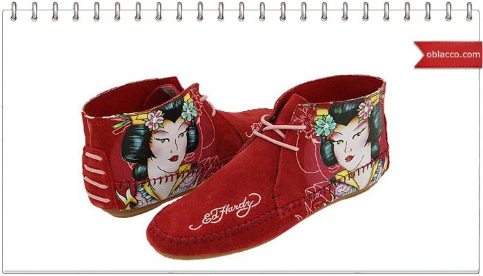 обувь креативная