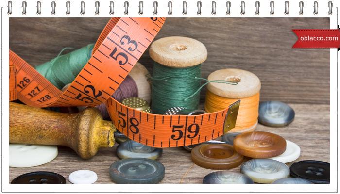 Швейная машинка - модный лайфхак