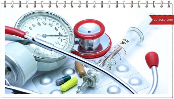 Медицинская мебель металлическая