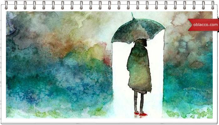 дождь настроение