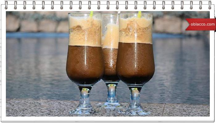 Холодный кофе. Рецепт