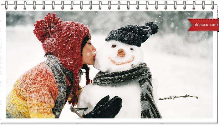 Снеговик из газетных трубочек. Не плетеный