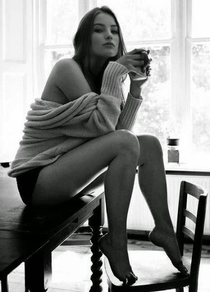 кофе утро девушка