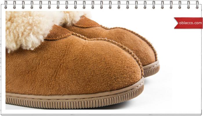 Уход за зимней замшевой обувью
