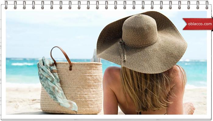 Плетеная сумка-лукошко. Фото мастер класс