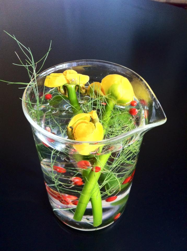 композиция цветы