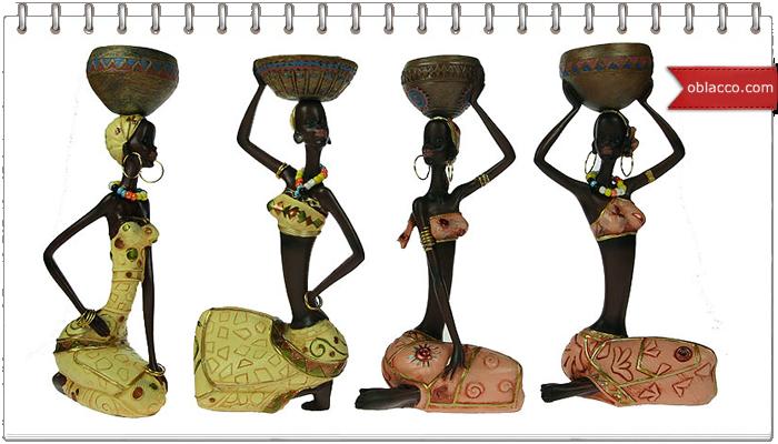 Ритуальные предметы африканских племен