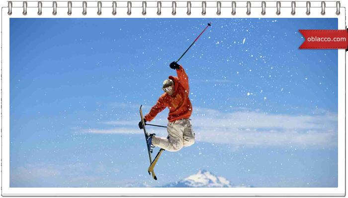 Низкие Татры - отличное место для любителей заснеженных гор