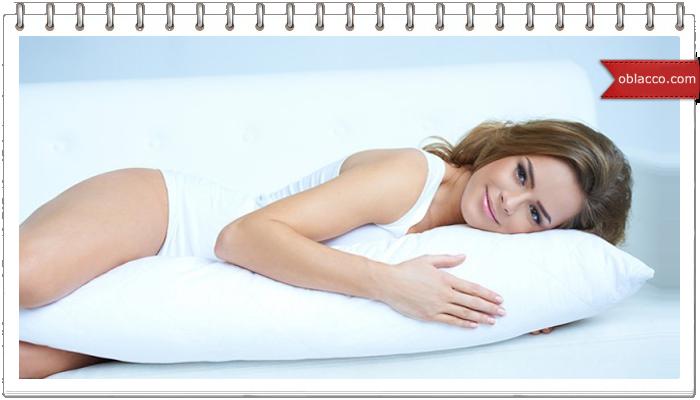 Особенности и назначение подушек для беременных