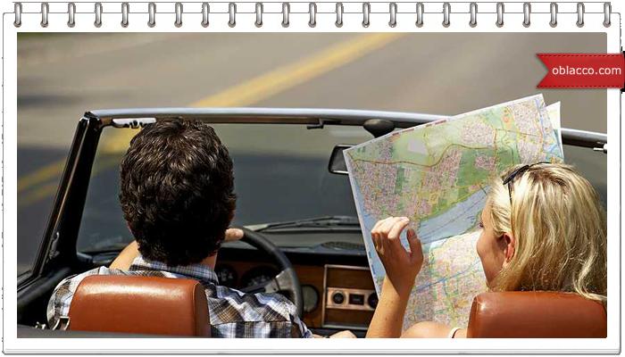 Путешествие на личном автомобиле
