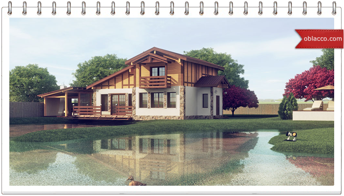 Строительство загородного дома под ключ. Плюсы и минусы