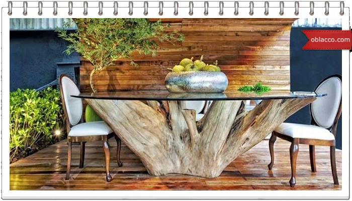 Деревянные идеи для дома и дачи