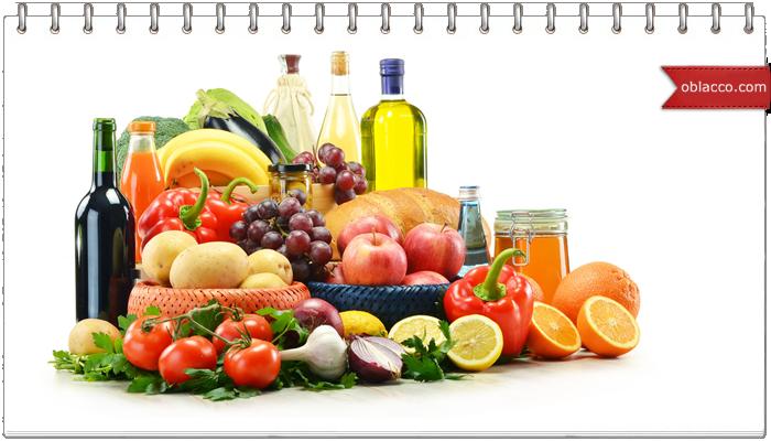 Продукты, помогающие сбросить лишний вес