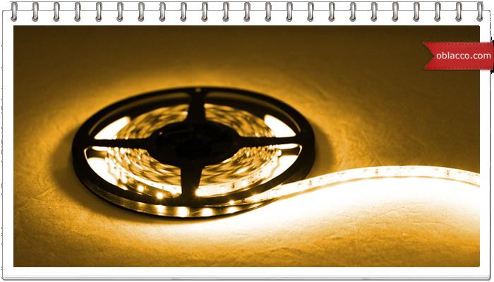 Виды светодиодных гирлянд
