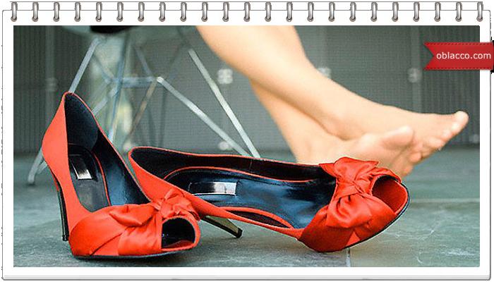 Как правильно выбирать обувь через Интернет