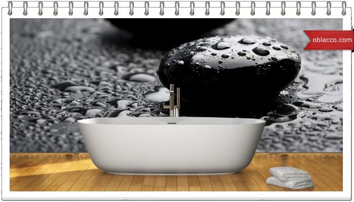 Модные тренды в дизайне ванной комнаты 2019
