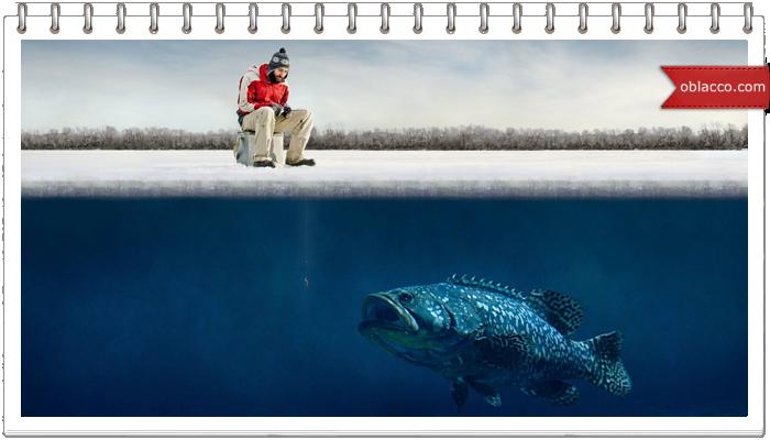 Зимняя рыбалка, что надеть