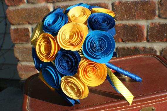 Букеты из бумажных цветов своими руками мастер класс