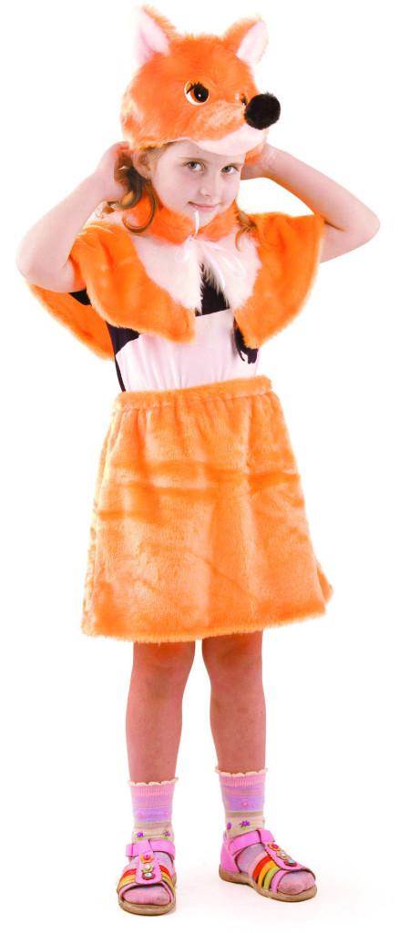 Купить костюм Лисички в интернет магазине My-Karnaval.ru