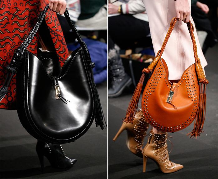 модные кожанные сумки