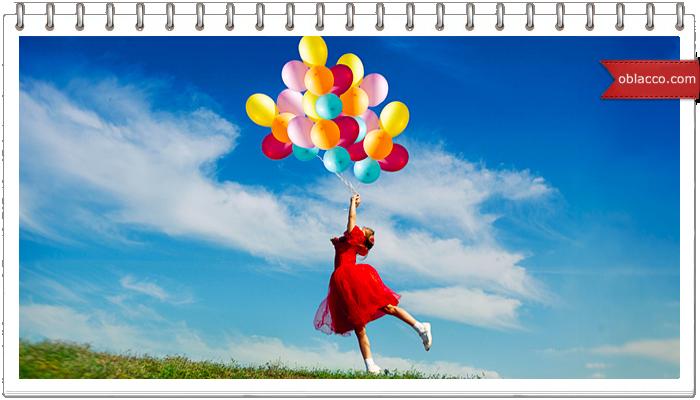 Воздушные шары - атрибут праздника