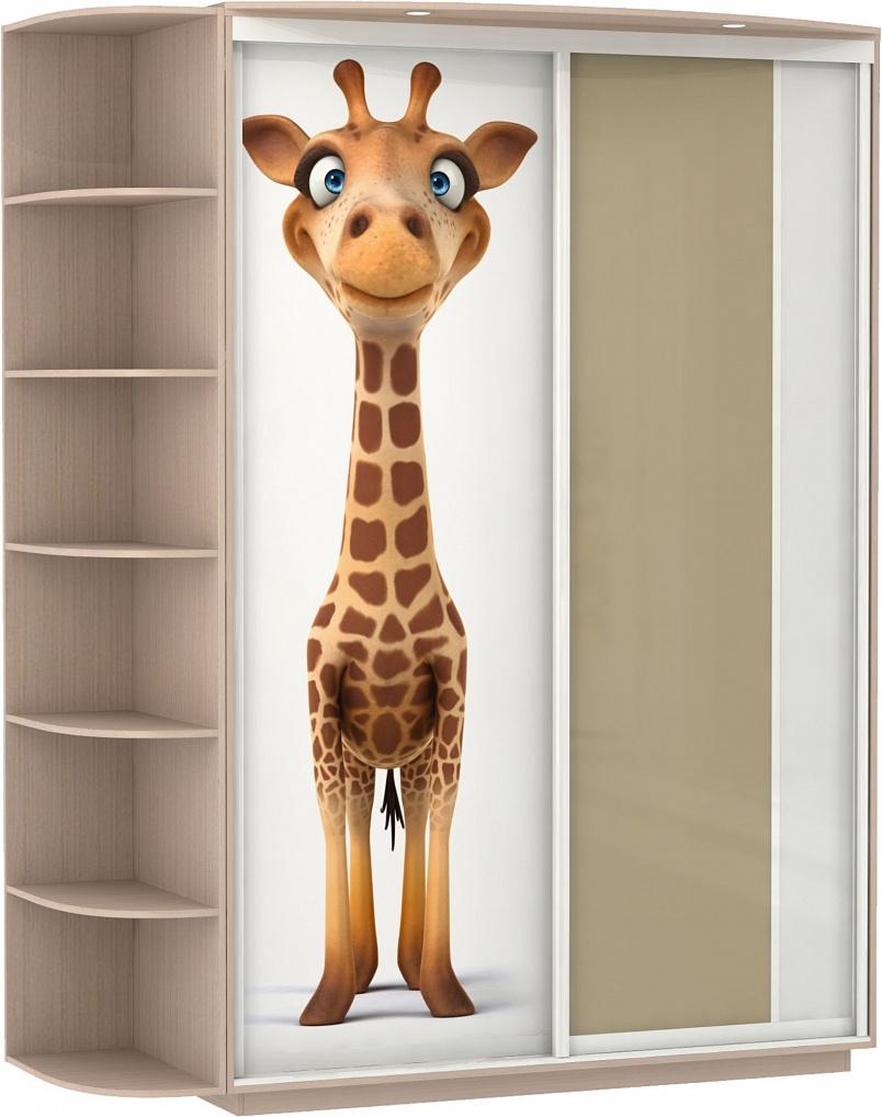 шкаф жираф