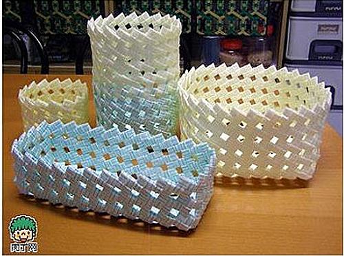 Плетение из коктейльных трубочек своими руками