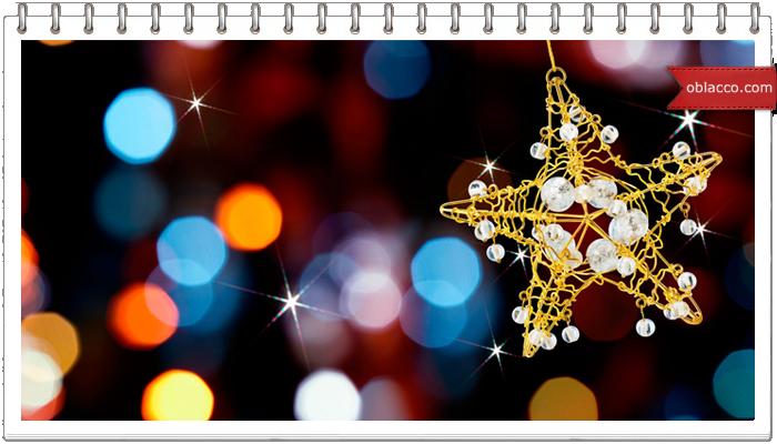 """Новогодняя звезда в технике """"этнографическая обмотка"""""""