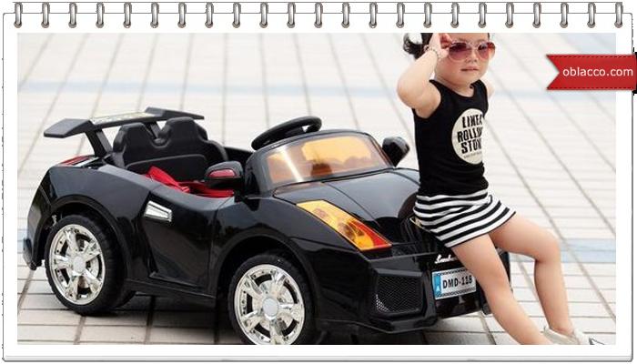 Детский электромобиль – лучший подарок для малыша