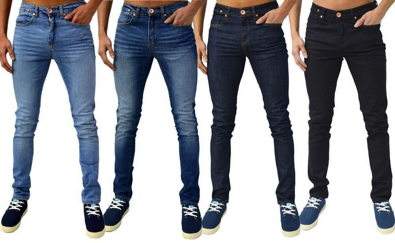 Какие модные джинсы для мужчин