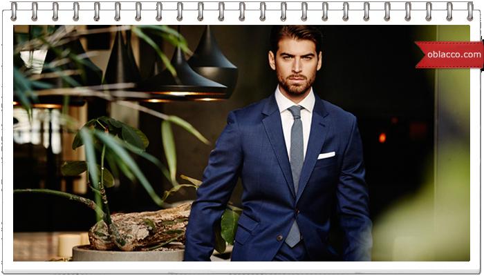 Мужские костюмы: модные цвета и их значение