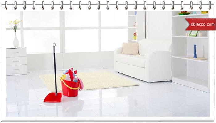 10 лайфхаков для чистого дома
