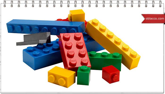 Серии конструкторов Лего